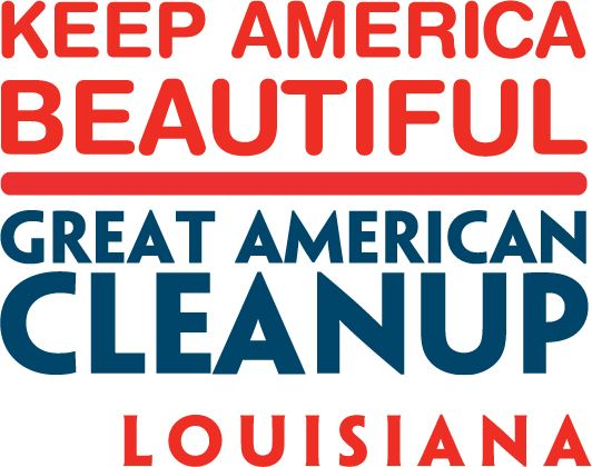 Keep America Beautiful Great American Clean Up Louisiana (JPG)