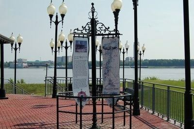 Louisiana Purchase Marker